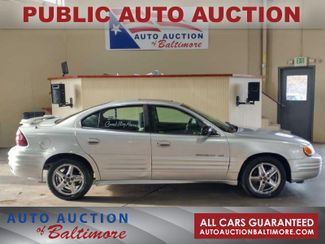 2002 Pontiac Grand Am SE1 | JOPPA, MD | Auto Auction of Baltimore  in Joppa MD
