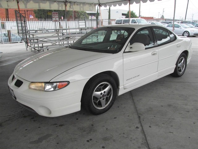 2002 Pontiac Grand Prix GT Please call or e-mail to check availability All of our vehicles are