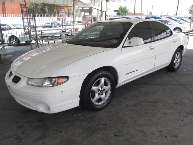 2002 Pontiac Grand Prix SE Please call or e-mail to check availability All of our vehicles are