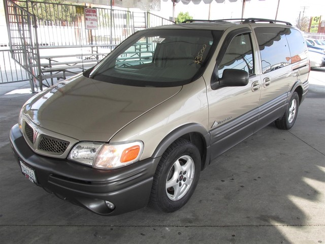 2002 Pontiac Montana w1SA Pkg This particular Vehicle comes with 3rd Row Seat Please call or e-m