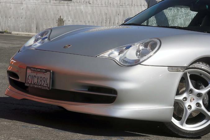 2002 Porsche 911  Targa - Manual - Navigation - Bluetooth  city California  MDK International  in Los Angeles, California
