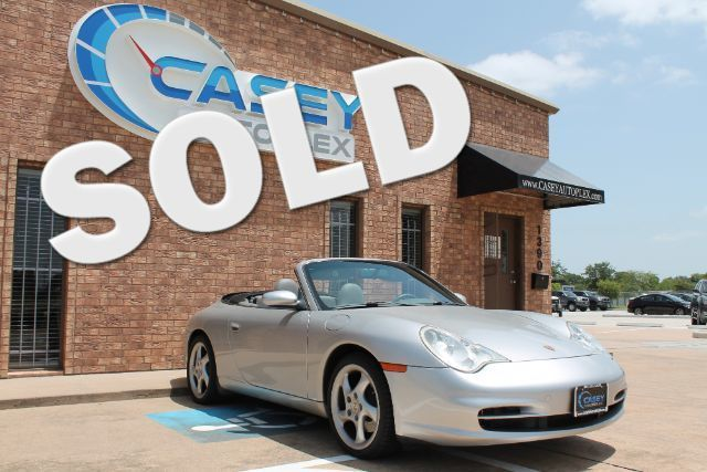 2002 Porsche 911 Carrera in League City TX