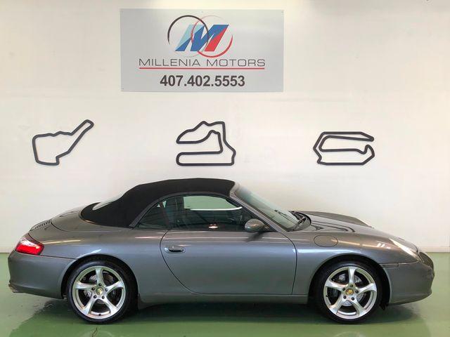 2002 Porsche 911 Carrera Longwood, FL 33