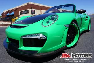 2002 Porsche 911 Carrera Convertible WICKED WIDEBODY | MESA, AZ | JBA MOTORS in Mesa AZ