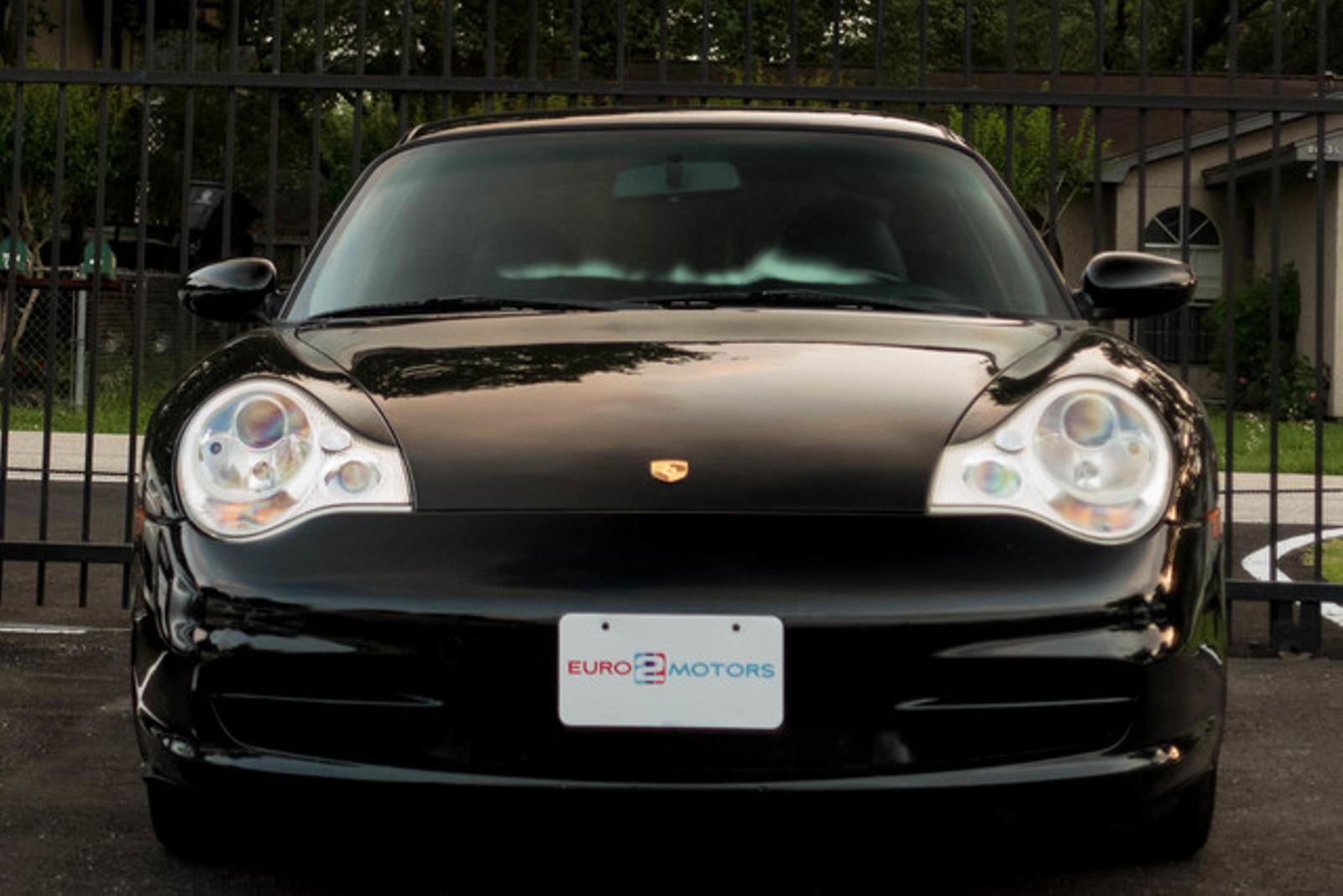 2002 Porsche 911 Carrera Texas Euro 2 Motors