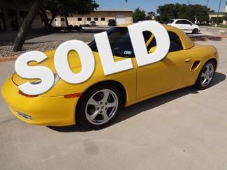 2002 Porsche Boxster Austin , Texas