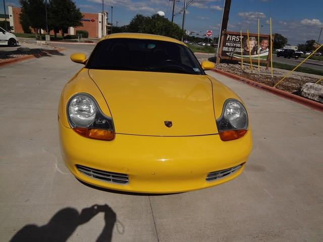 2002 Porsche Boxster Austin , Texas 18