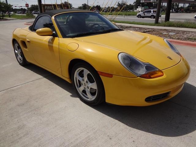 2002 Porsche Boxster Austin , Texas 16