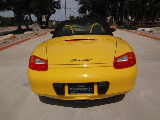 2002 Porsche Boxster Austin , Texas 21