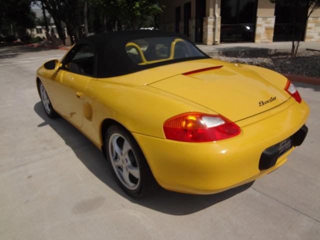 2002 Porsche Boxster Austin , Texas 5