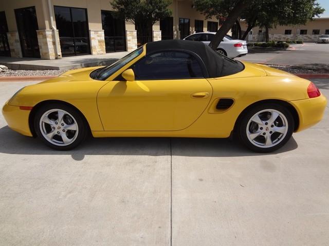 2002 Porsche Boxster Austin , Texas 3