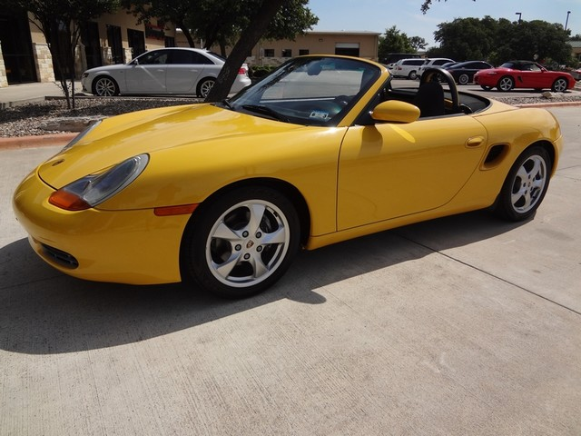 2002 Porsche Boxster Austin , Texas 2