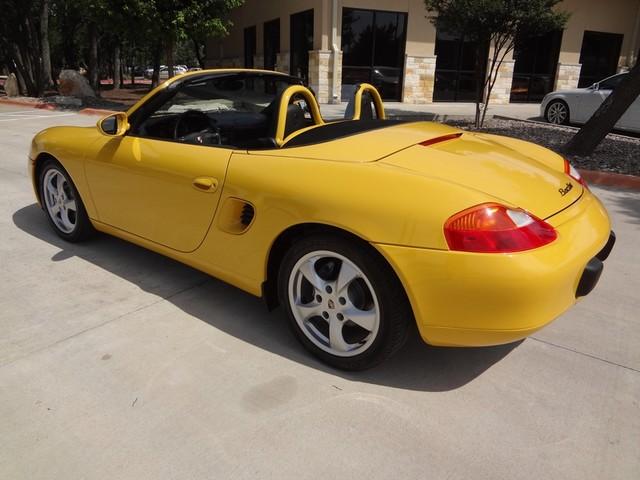 2002 Porsche Boxster Austin , Texas 7