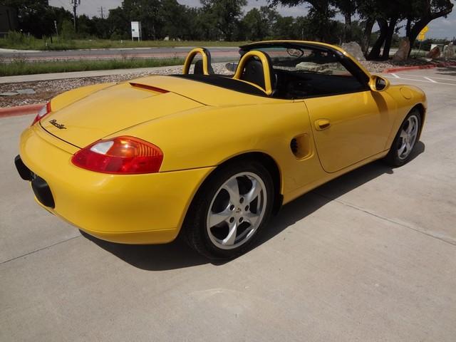 2002 Porsche Boxster Austin , Texas 11