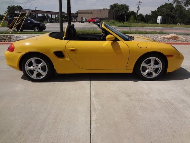 2002 Porsche Boxster Austin , Texas 14