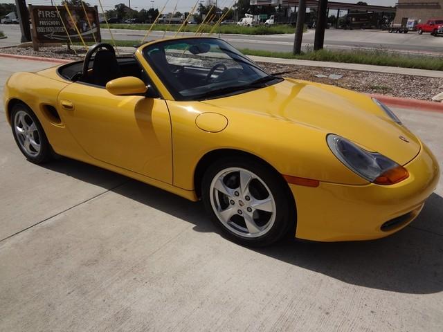 2002 Porsche Boxster Austin , Texas 17