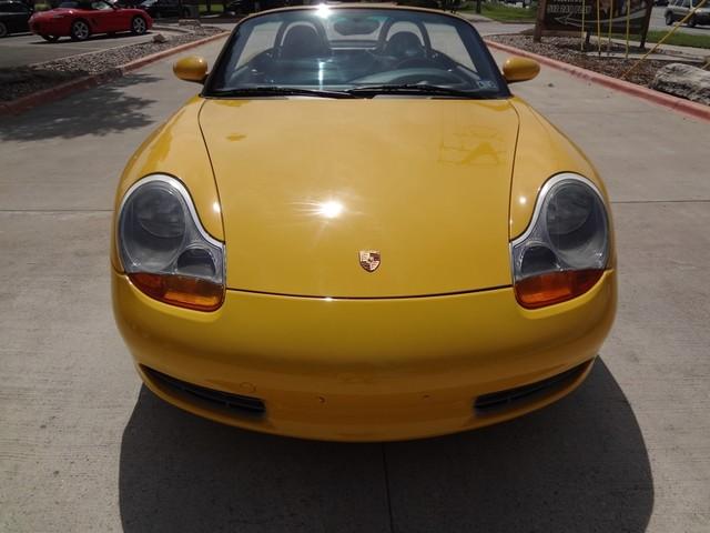 2002 Porsche Boxster Austin , Texas 20