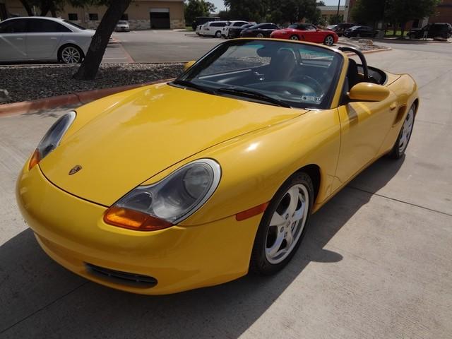 2002 Porsche Boxster Austin , Texas 24