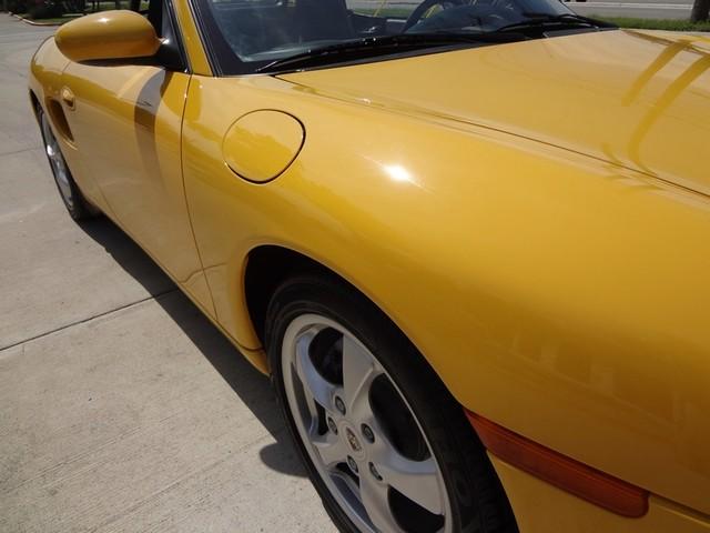 2002 Porsche Boxster Austin , Texas 26