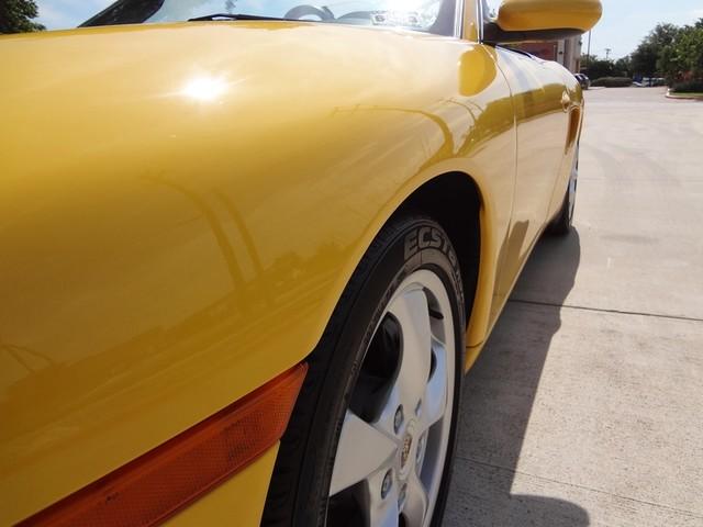2002 Porsche Boxster Austin , Texas 27