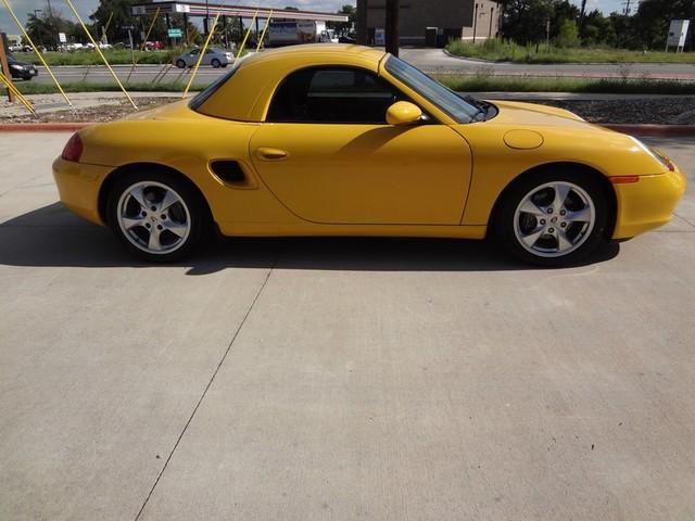 2002 Porsche Boxster Austin , Texas 12