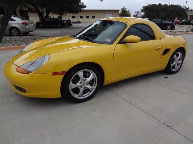 2002 Porsche Boxster Austin , Texas 41