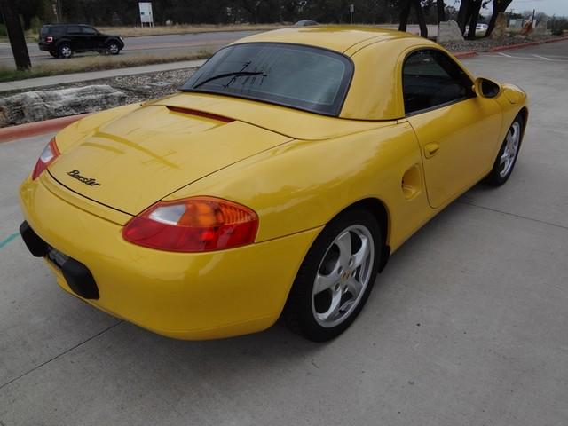 2002 Porsche Boxster Austin , Texas 46