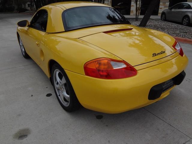 2002 Porsche Boxster Austin , Texas 44