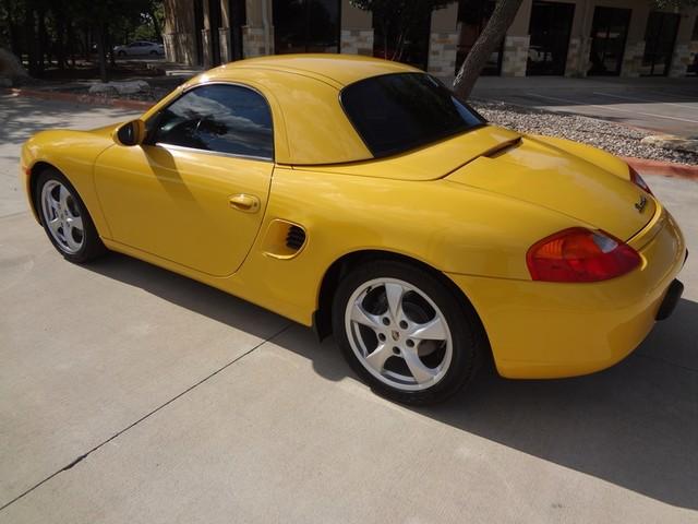 2002 Porsche Boxster Austin , Texas 6