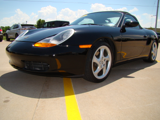2002 Porsche Boxster Bettendorf, Iowa 25