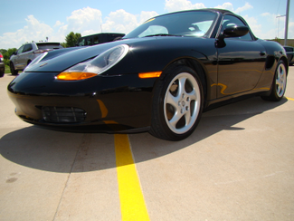 2002 Porsche Boxster Bettendorf, Iowa 32