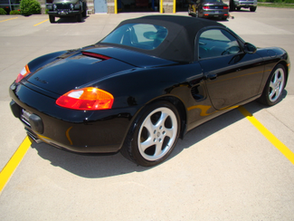 2002 Porsche Boxster Bettendorf, Iowa 30