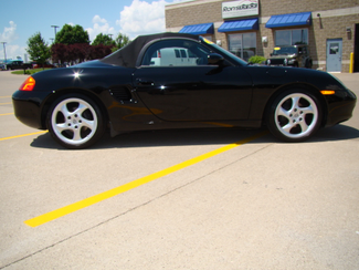 2002 Porsche Boxster Bettendorf, Iowa 7