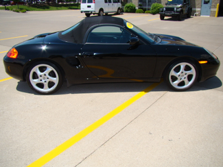 2002 Porsche Boxster Bettendorf, Iowa 18