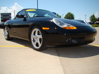 2002 Porsche Boxster Bettendorf, Iowa 19