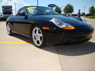 2002 Porsche Boxster Bettendorf, Iowa 2