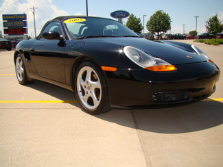 2002 Porsche Boxster Bettendorf, Iowa 20