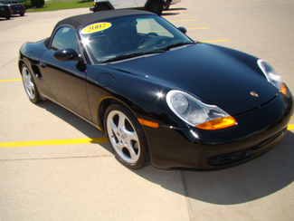 2002 Porsche Boxster Bettendorf, Iowa 22