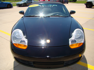 2002 Porsche Boxster Bettendorf, Iowa 44
