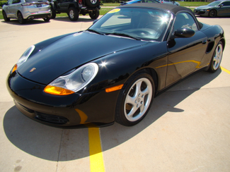 2002 Porsche Boxster Bettendorf, Iowa 17