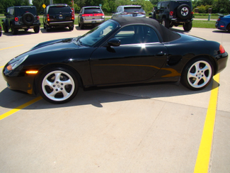 2002 Porsche Boxster Bettendorf, Iowa 26