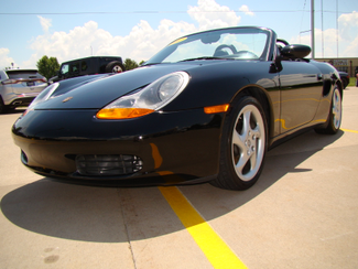 2002 Porsche Boxster Bettendorf, Iowa 34