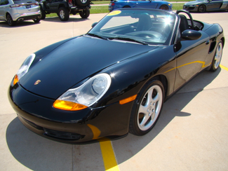 2002 Porsche Boxster Bettendorf, Iowa 35