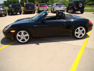 2002 Porsche Boxster Bettendorf, Iowa 37