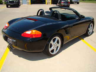 2002 Porsche Boxster Bettendorf, Iowa 41