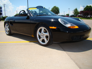 2002 Porsche Boxster Bettendorf, Iowa 45