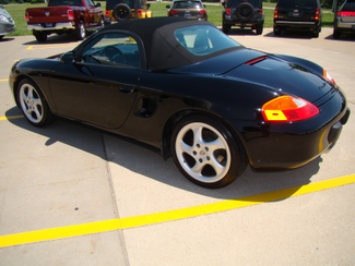 2002 Porsche Boxster Bettendorf, Iowa 27