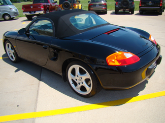 2002 Porsche Boxster Bettendorf, Iowa 28