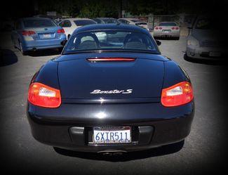2002 Porsche Boxster S Cabriolet Chico, CA 6