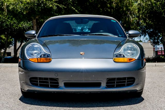 2002 Porsche Boxster S - 6SPD MANUAL - 97K MILES - HTD STS Reseda, CA 5